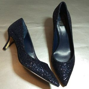 WHBM Shimmering Pumps